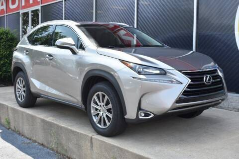 2017 Lexus NX 200t for sale at Alfa Romeo & Fiat of Strongsville in Strongsville OH
