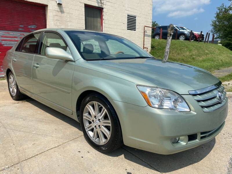 2007 Toyota Avalon for sale at Godwin Motors in Laurel MD
