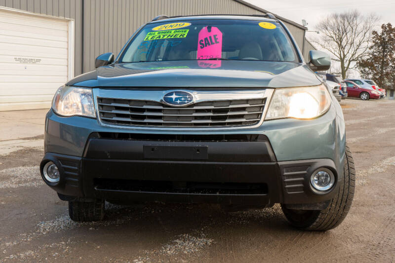 2009 Subaru Forester for sale at Apple Tree Auto Sales in Adrian MI