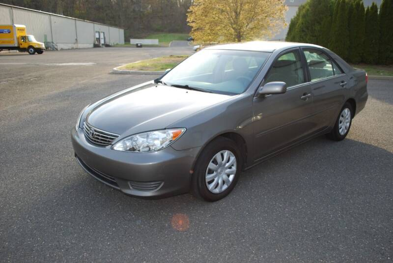 2005 Toyota Camry for sale at New Milford Motors in New Milford CT