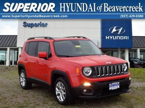 2017 Jeep Renegade for sale at Superior Hyundai of Beaver Creek in Beavercreek OH