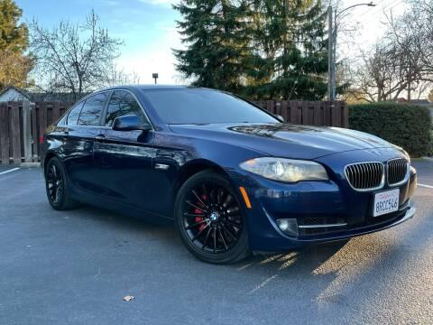 2013 BMW 5 Series for sale at OPTED MOTORS in Santa Clara CA
