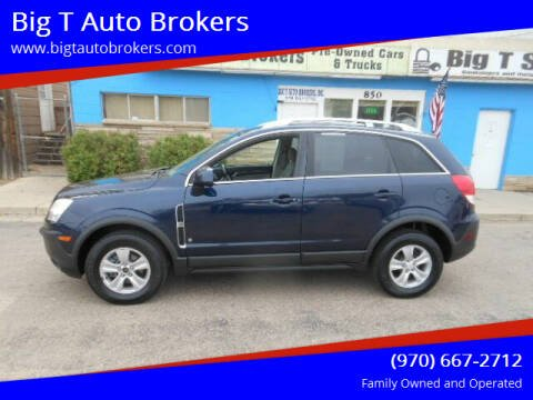 2008 Saturn Vue for sale at Big T Auto Brokers in Loveland CO