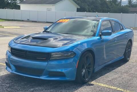 2019 Dodge Charger for sale at Guru Auto Sales in Miramar FL