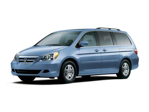 2007 Honda Odyssey for sale at 6348 Auto Sales in Chesapeake VA