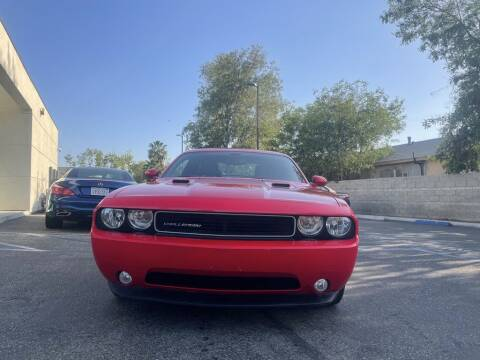 2014 Dodge Challenger for sale at AutoHaus in Colton CA