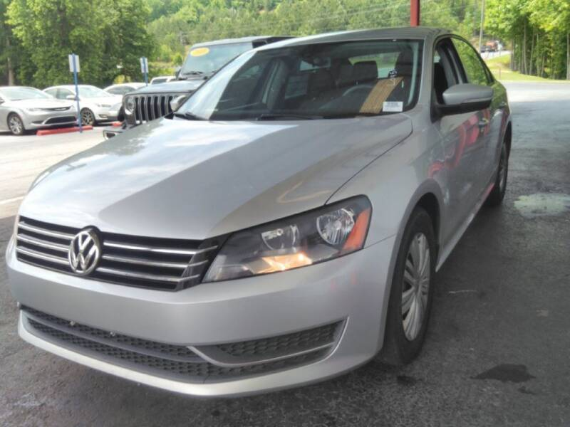 2014 Volkswagen Passat for sale at Pars Auto Sales Inc in Stone Mountain GA