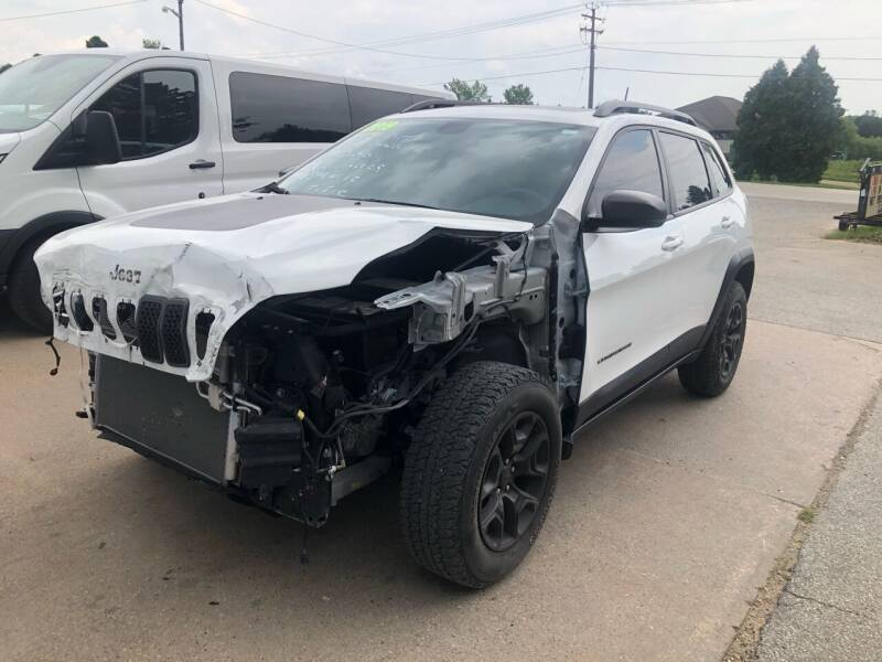 2019 Jeep Cherokee for sale at Don's Sport Cars in Hortonville WI