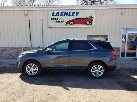 2018 Chevrolet Equinox for sale at Lashley Auto Sales - Scotts Bluff NE in Scottsbluff NE