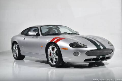 2005 Jaguar XKR for sale at Motorcar Classics in Farmingdale NY