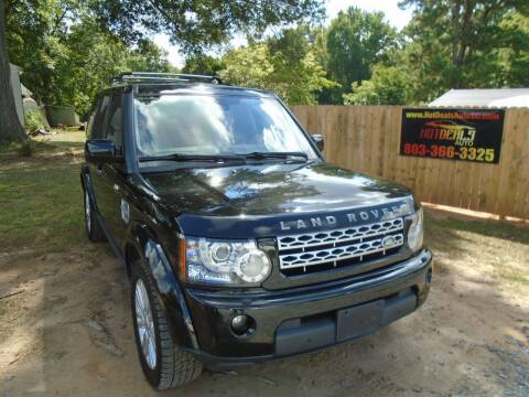 2011 Land Rover LR4 for sale at Hot Deals Auto LLC in Rock Hill SC