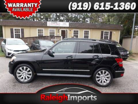 2010 Mercedes-Benz GLK for sale at Raleigh Imports in Raleigh NC