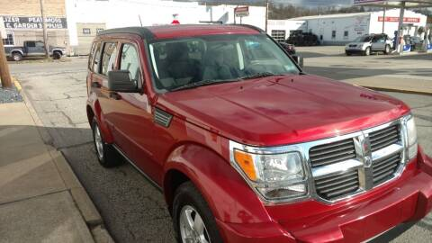 2009 Dodge Nitro for sale at Graft Sales and Service Inc in Scottdale PA
