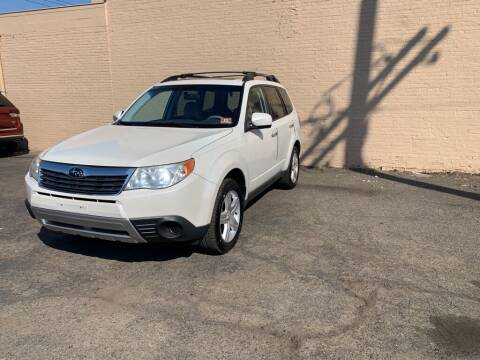 2009 Subaru Forester for sale at Corazon Auto Sales LLC in Paterson NJ