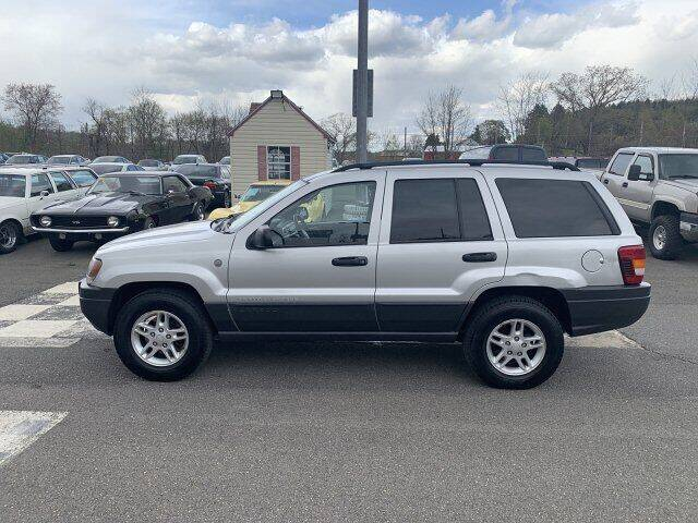 2004 Jeep Grand Cherokee for sale at FUELIN FINE AUTO SALES INC in Saylorsburg PA
