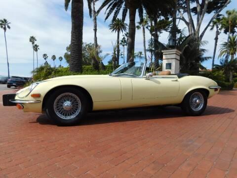 1974 Jaguar E-Type for sale at Milpas Motors in Santa Barbara CA