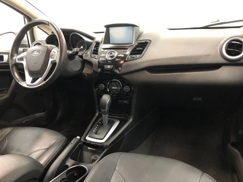 2015 Ford Fiesta Titanium 4dr Sedan - Philadelphia PA