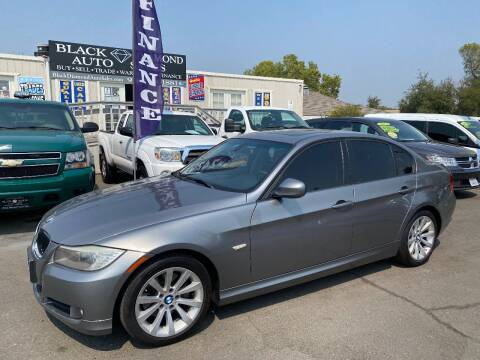 2011 BMW 3 Series for sale at Black Diamond Auto Sales Inc. in Rancho Cordova CA