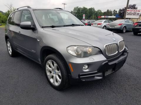 2009 BMW X5 for sale at Arcia Services LLC in Chittenango NY