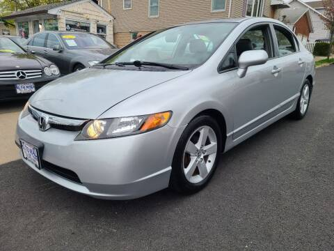 2008 Honda Civic for sale at Express Auto Mall in Totowa NJ