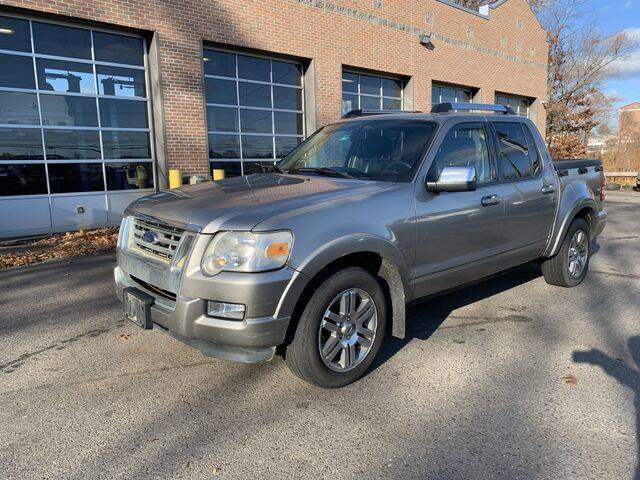 2008 Ford Explorer Sport Trac for sale at Matrix Autoworks in Nashua NH