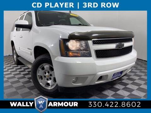 2009 Chevrolet Tahoe for sale at Wally Armour Chrysler Dodge Jeep Ram in Alliance OH