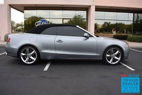 2011 Audi A5 for sale at GOLDIES MOTORS in Phoenix AZ