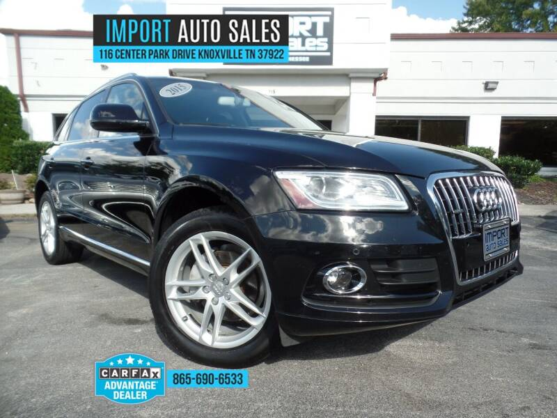 2015 Audi Q5 for sale at IMPORT AUTO SALES in Knoxville TN