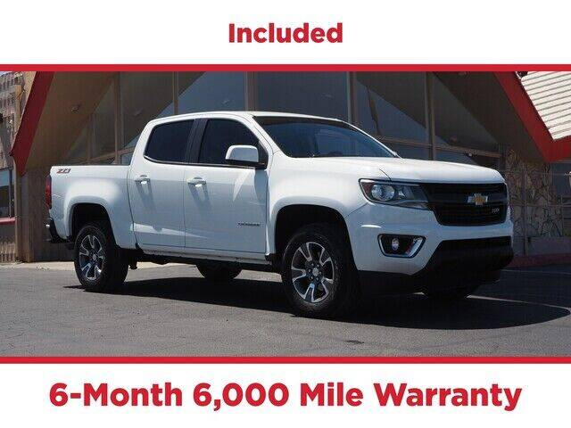 2017 Chevrolet Colorado for sale in Las Vegas, NV