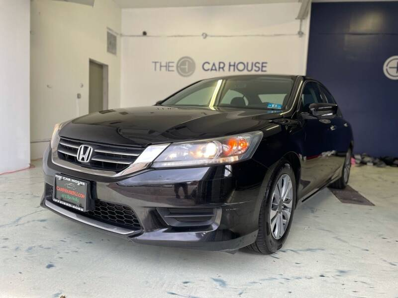 2013 Honda Accord for sale at The Car House of Garfield in Garfield NJ