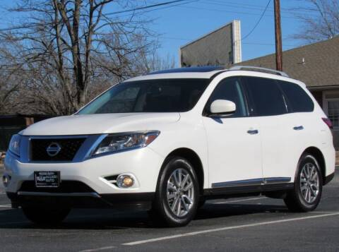 2014 Nissan Pathfinder for sale at Access Auto in Kernersville NC