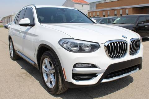 2019 BMW X3 for sale at SHAFER AUTO GROUP in Columbus OH