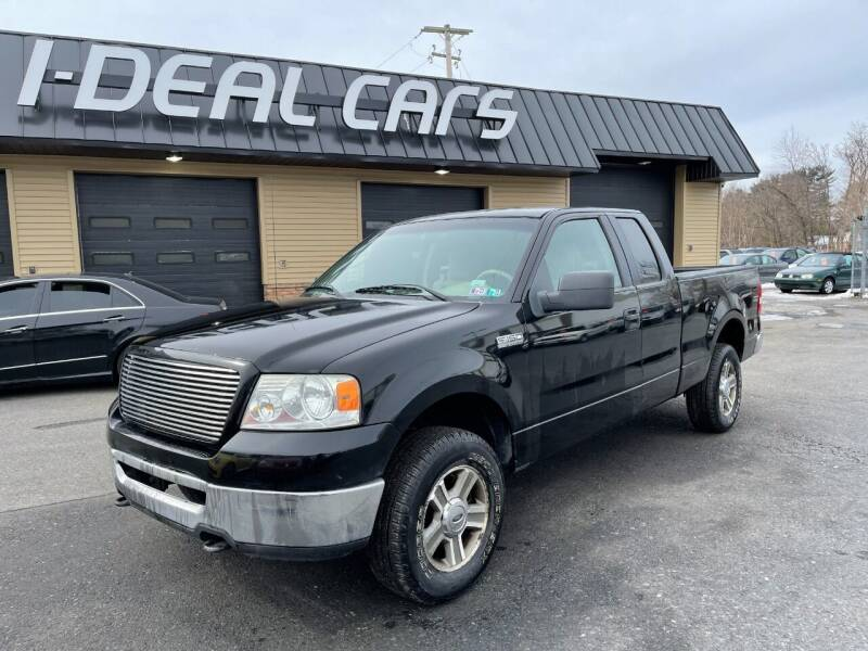 2006 Ford F-150 for sale at I-Deal Cars in Harrisburg PA