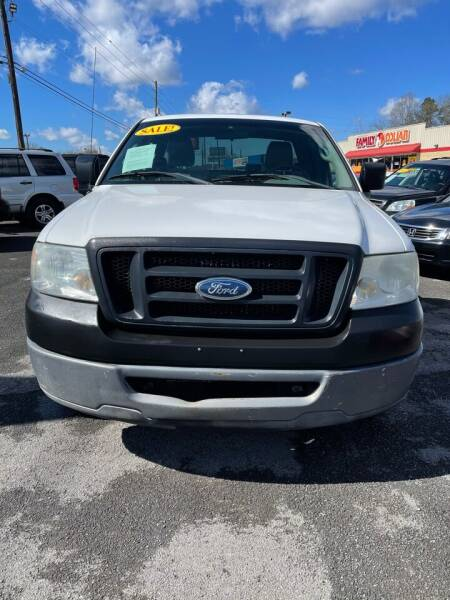 2006 Ford F-150 for sale at SRI Auto Brokers Inc. in Rome GA