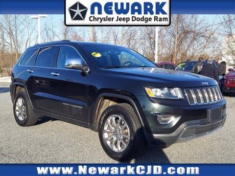 2015 Jeep Grand Cherokee for sale at NEWARK CHRYSLER JEEP DODGE in Newark DE