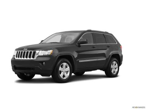 2013 Jeep Grand Cherokee for sale at Jensen's Dealerships in Sioux City IA