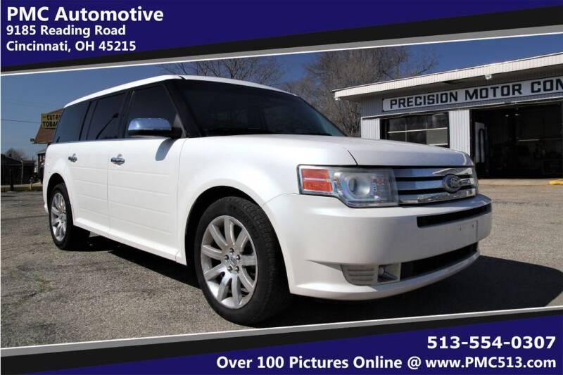 2011 Ford Flex for sale at PMC Automotive in Cincinnati OH