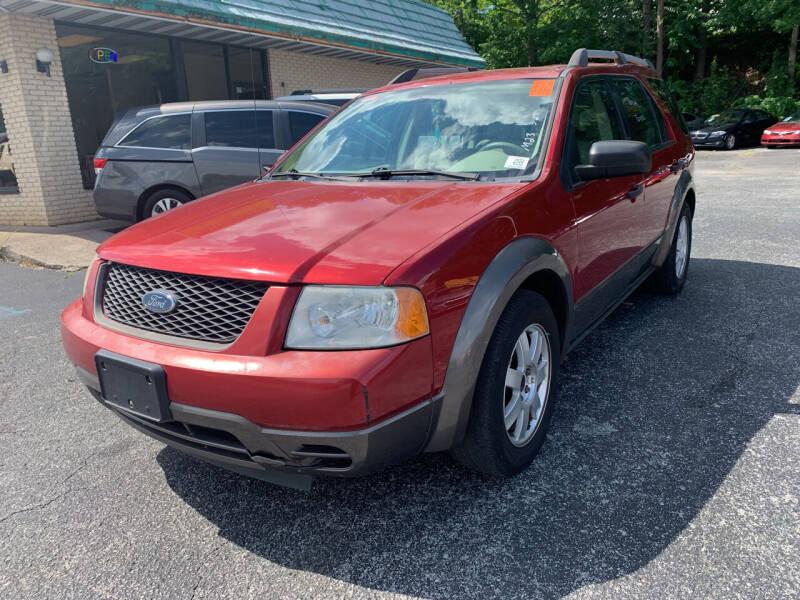 2005 Ford Freestyle for sale at Diana Rico LLC in Dalton GA