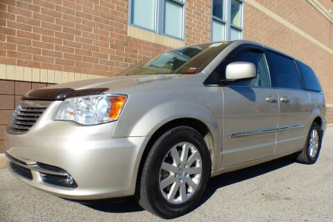 2013 Chrysler Town and Country for sale at Macomb Automotive Group in New Haven MI