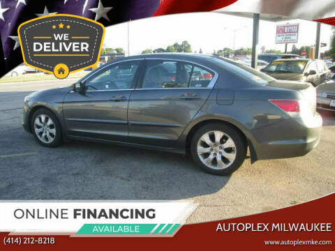 2008 Honda Accord for sale at Autoplex 2 in Milwaukee WI