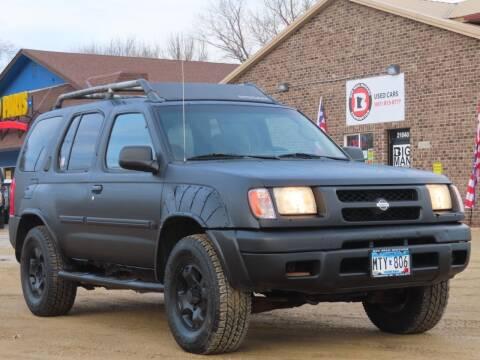 2000 Nissan Xterra for sale at Big Man Motors in Farmington MN