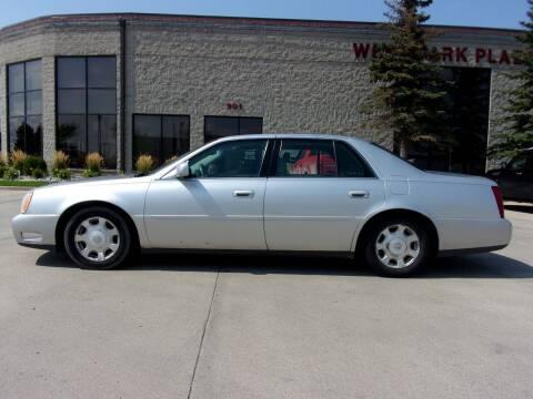 2002 Cadillac DeVille for sale at Elite Motors in Fargo ND