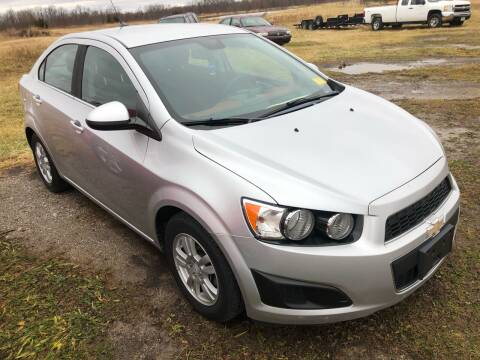 2012 Chevrolet Sonic for sale at Nice Cars in Pleasant Hill MO
