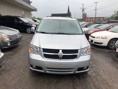 2010 Dodge Grand Caravan for sale at Six Brothers Auto Sales in Youngstown OH