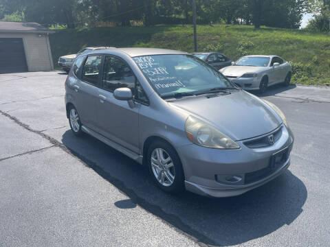 2008 Honda Fit for sale at KP'S Cars in Staunton VA