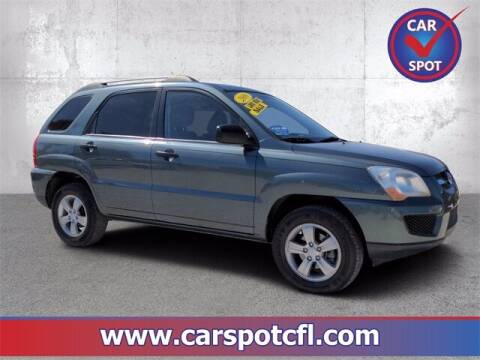 2009 Kia Sportage for sale at Car Spot Of Central Florida in Melbourne FL