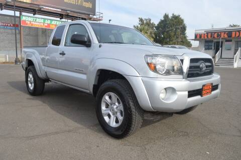 2006 Toyota Tacoma for sale at Sac Truck Depot in Sacramento CA