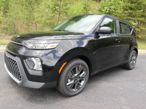 2021 Kia Soul for sale at RUSTY WALLACE KIA OF KNOXVILLE in Knoxville TN