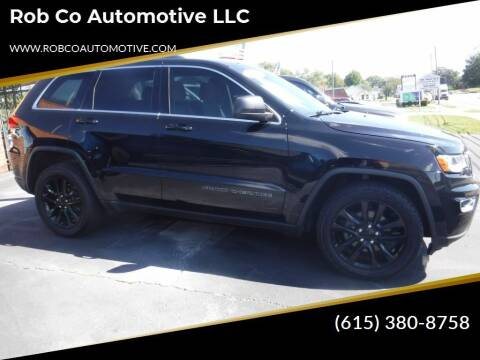 2017 Jeep Grand Cherokee for sale at Rob Co Automotive LLC in Springfield TN