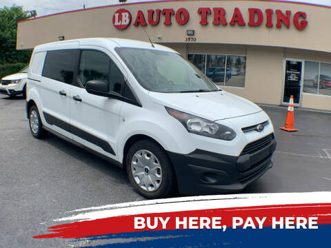 2016 Ford Transit Connect Cargo for sale at LB Auto Trading in Orlando FL
